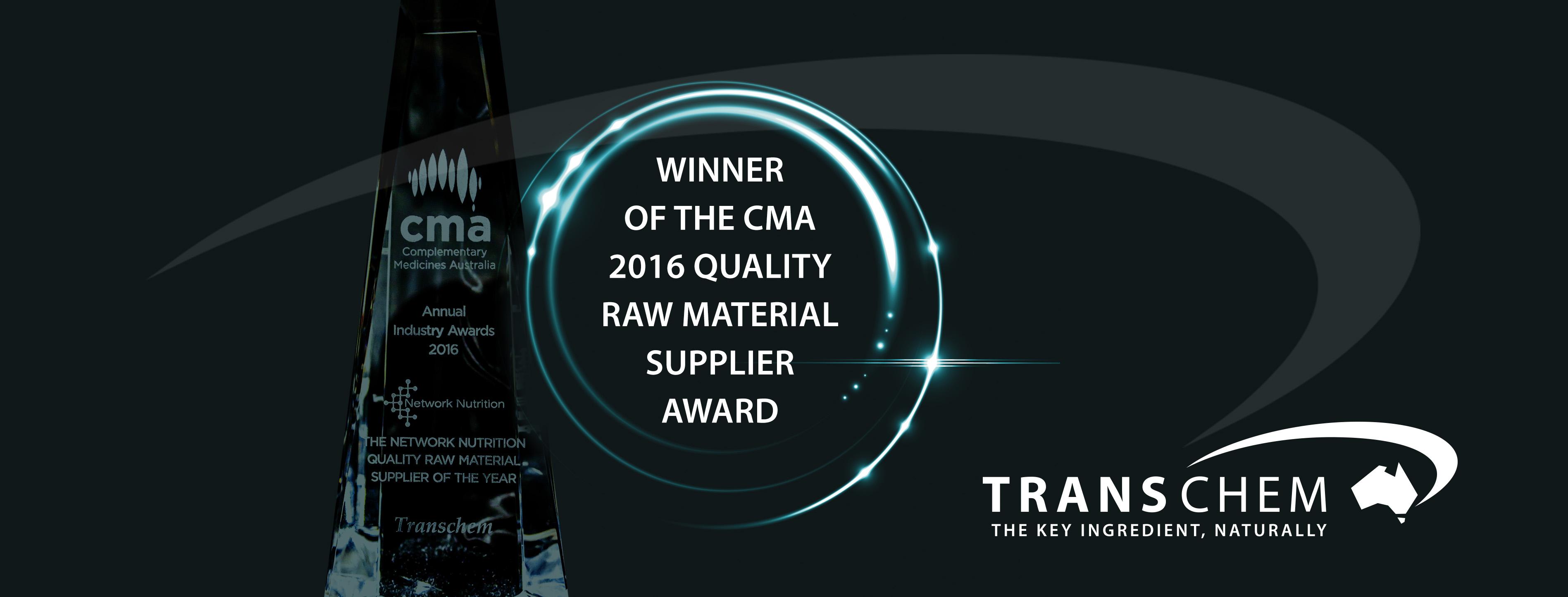 TransChem-Award-Banner