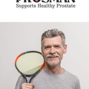 Prosman - supports health prostate