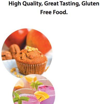 gluten free flour from a single ingredient
