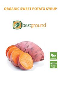 Organic Sweet Potato Syrup