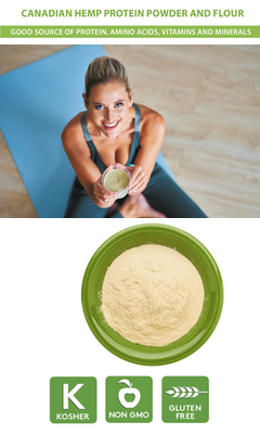 Canadian Hemp Protein Pwder and Flour