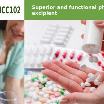 Comprecel® MCC102